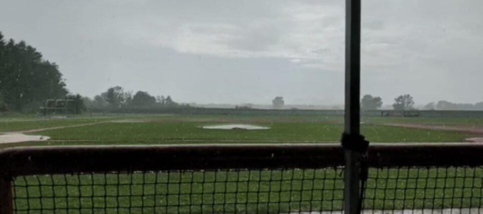 Regen in Freising